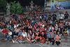 Audience at the Taman Budaya performance