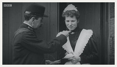 Victorian postman