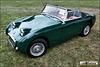 1959 Austin-Healey Sprite - UBX 968