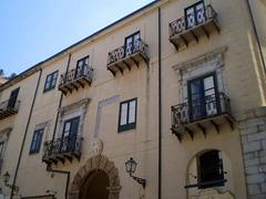 Piraino Palace (16th century).