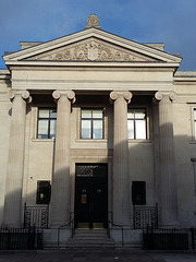 bermondsey new town hall, london
