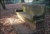 Joseph Burtt Davy's seat