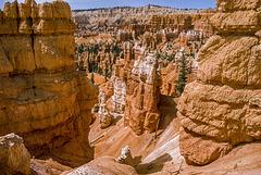 Bryce Canyon - Queens Garden - 1986