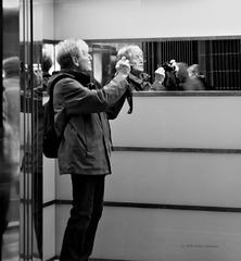 Fofograf im Spiegel