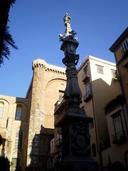 Obelisk of Saint January.