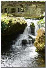 HFF-  Fenced waterfall