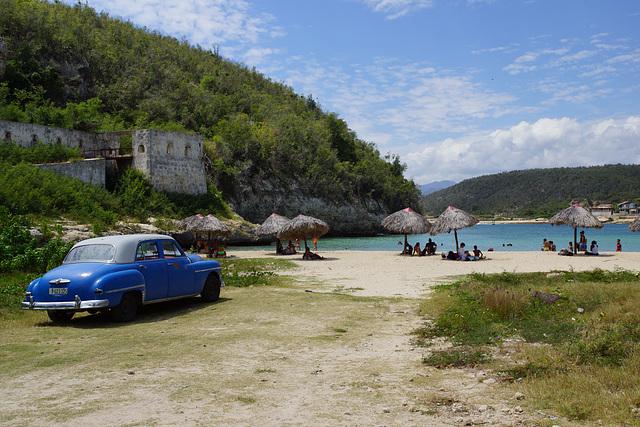 Playa La Estrella, Santiago de Cuba