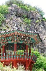 Im Gangcheon-Tal in Südkorea