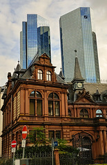 Westend - old and new