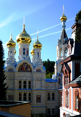 CZ - Karlovy Vary - Russian Church St. Peter and St. Paul