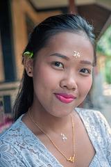 Portrait of Gek Adii