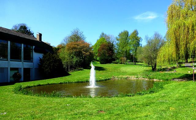 DE - Manderscheid - Spa Garden