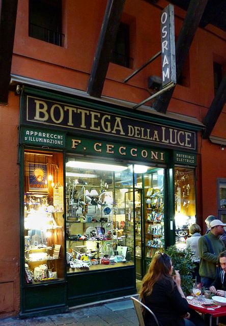 Bologna - Bottega Della Luce