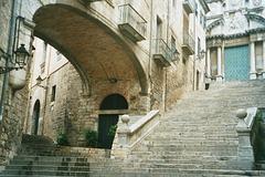 ES - Girona - La Pujada de Sant Domènec