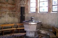 DE - Cologne - Font at St. Gereon