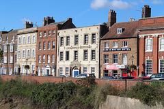 Former Pheonix Hotel, North Brink, Wisbech, Cambridgeshire