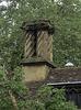 Ornate chimneys