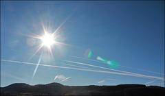 Dernier jour ....  Signes dans le ciel