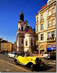 """""""Staroměstské náměstí"""" - PRAGA - Czech Republic"""