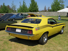 1970 Plymouth Cuda AAR