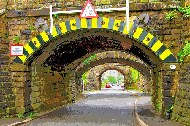 Railway Arches  /  June 2017