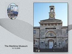 Maritime Museum - Ramsgate - 10.10.2005