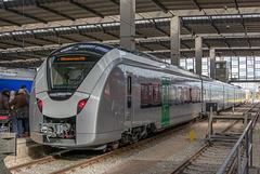 Alstom Coradia Continental für das Elektronetz Mittelsachsen