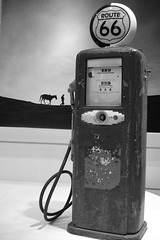 Cheval en manque de carburant