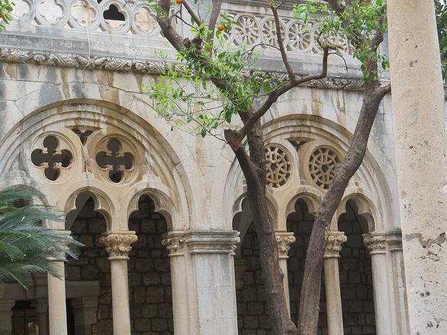 Dubrovnik, monastère des dominicains, 10.