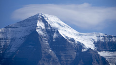 A Clear Day on Mount Robson