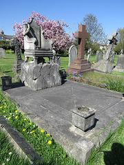 margravine hammersmith cemetery, london