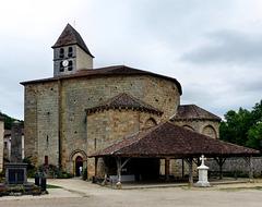 Saint-Jean-de-Côle - Saint-Jean-Baptiste