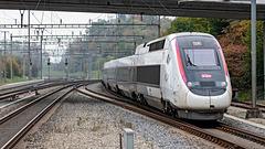 191023 Othmarsingen TGV 0