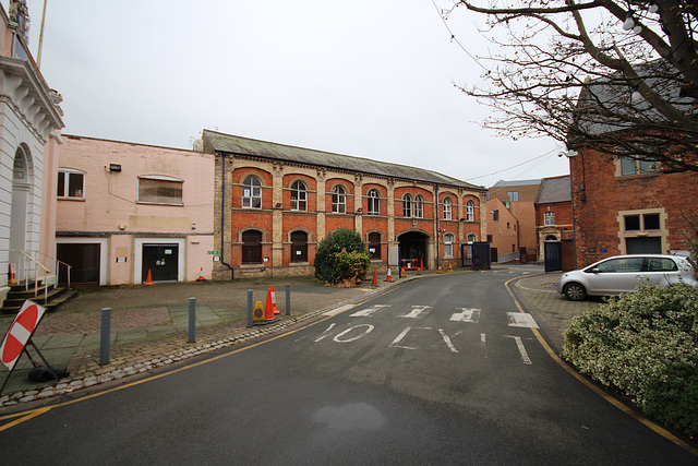Royal Worcester Factory, Worcester