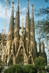 ES - Barcelona - Sagrada Familia