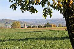 Saint-Hilaire-de-Brens (38) 14 octobre 2017.
