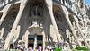Sagrada Famiĺia Barcelone