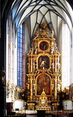 DE - Cologne - Altar of St. Maria Himmelfahrt
