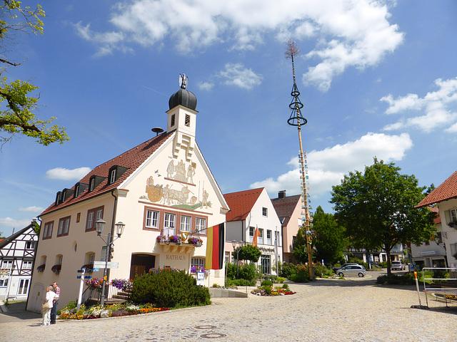 Rathaus Bad Grönenbach