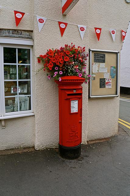 Gnosall Post Office
