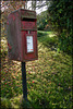 Old Road post box