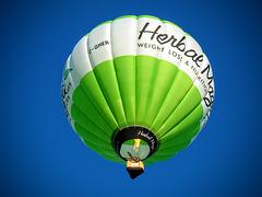#14 - Balloon over Calgary.