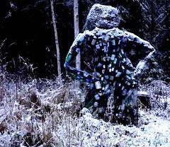 Bottle girl & 2nd snow '17