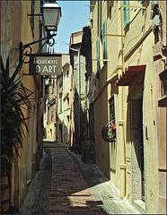 Menton 2005