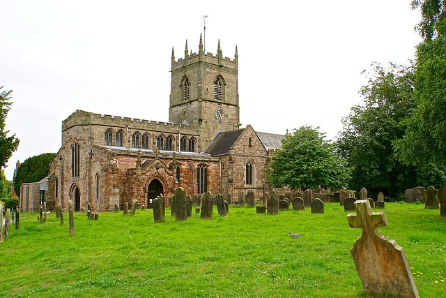 St Lawrence's Church, Gnosall