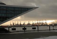 Hamburger Hafen und Dockland
