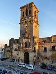 Arcos de la Frontera - Basilica de Santa Maria de la Asunción