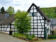 DE - Schleiden - Houses at Olef