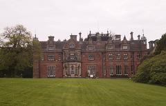 Keele Hall (16th century).
