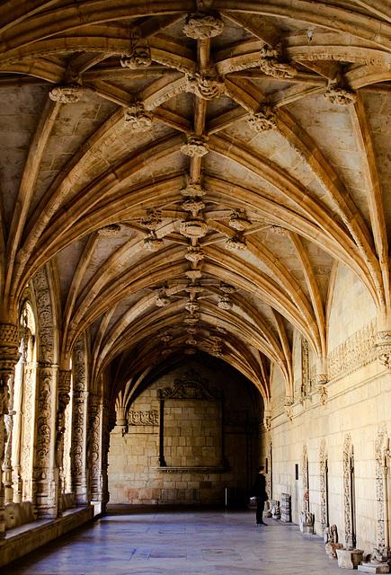 Mosteiros des Jeronimos: Cloister